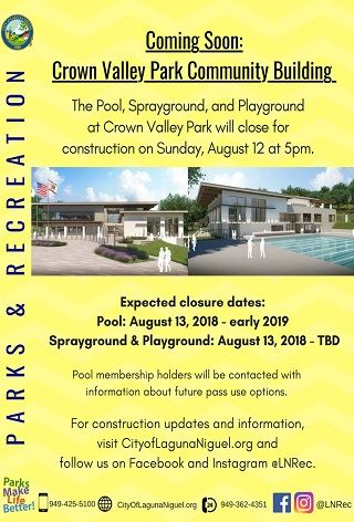 Pool Closure - Flyer NEW jpg