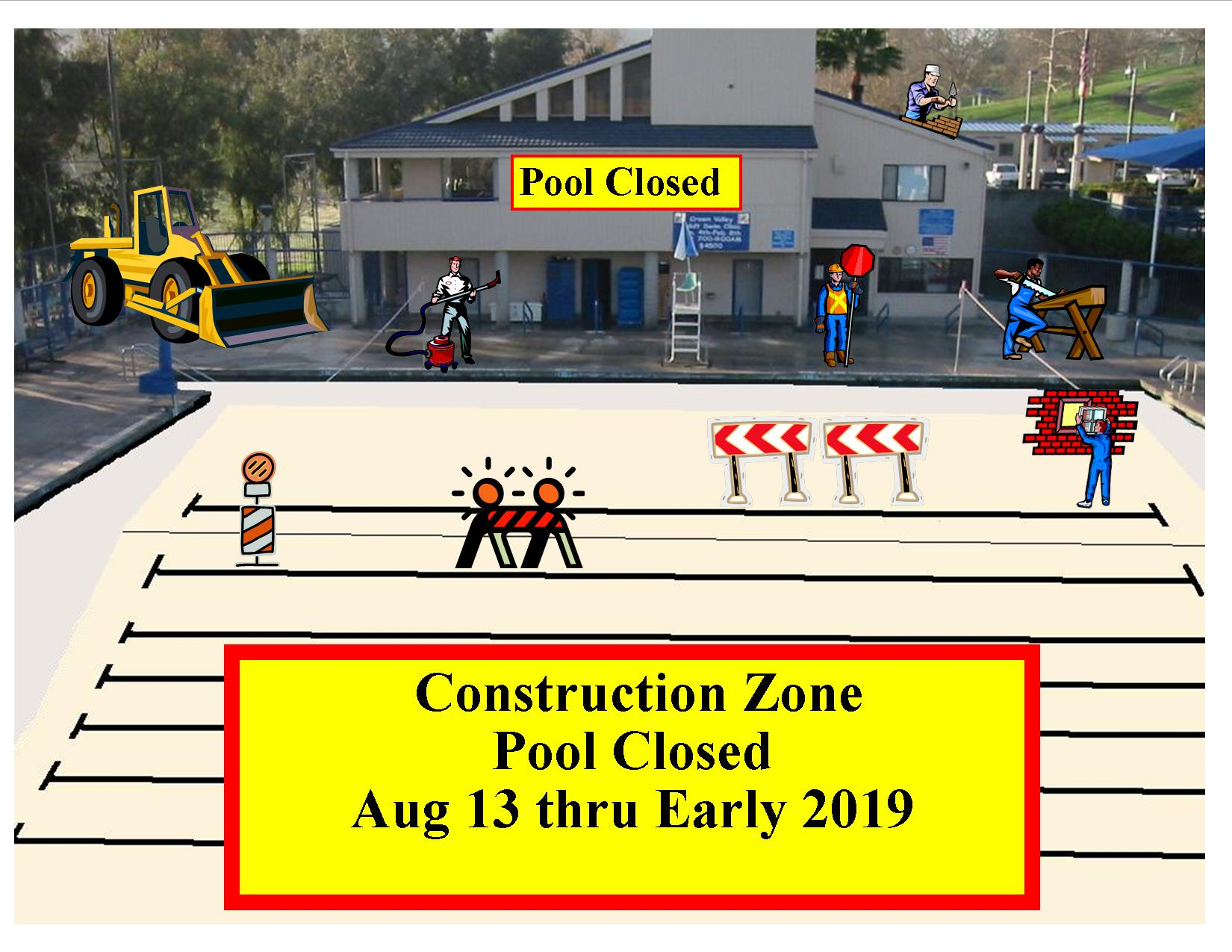 Pool Construction Banner 2019