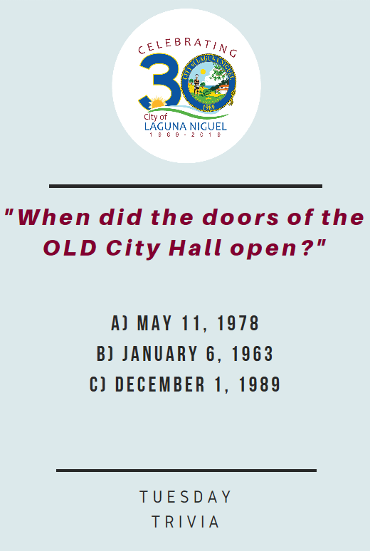 When did the OLD City Hall open_Web