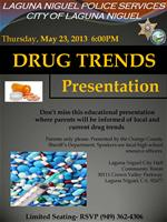 Drug Trends Flyer
