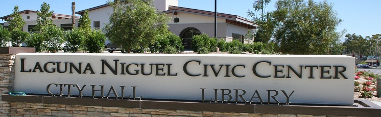 Civic Center and Library