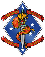First Battalion, 4th Marine Regiment