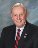 Council Member Jerry McCloskey