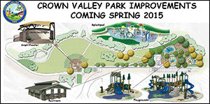 CVCP Improvements Sign